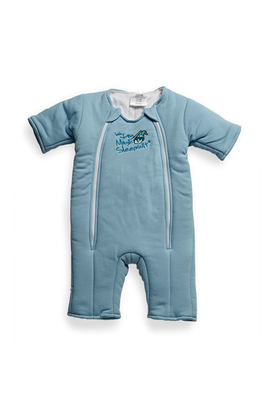 Magic Sleepsuit Cotton - Blue
