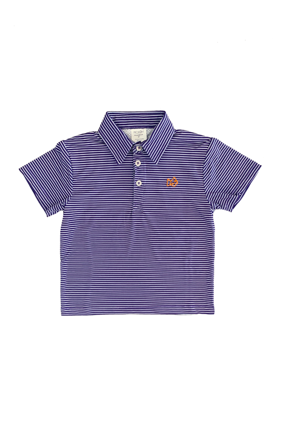 Gameday Polo - Purple