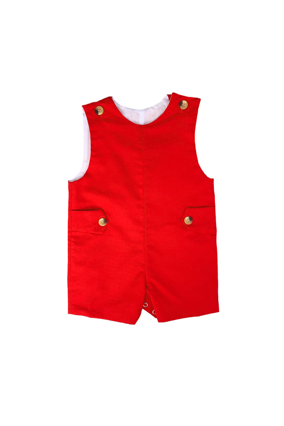 Tab Shortall - Red