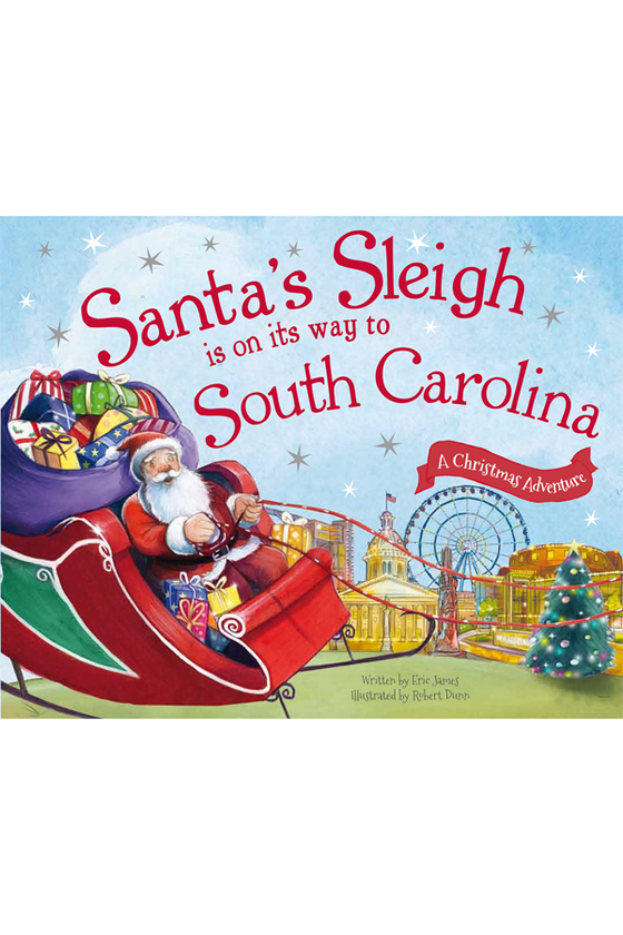 Santa's Sleigh Is On Its Way To South Carolina