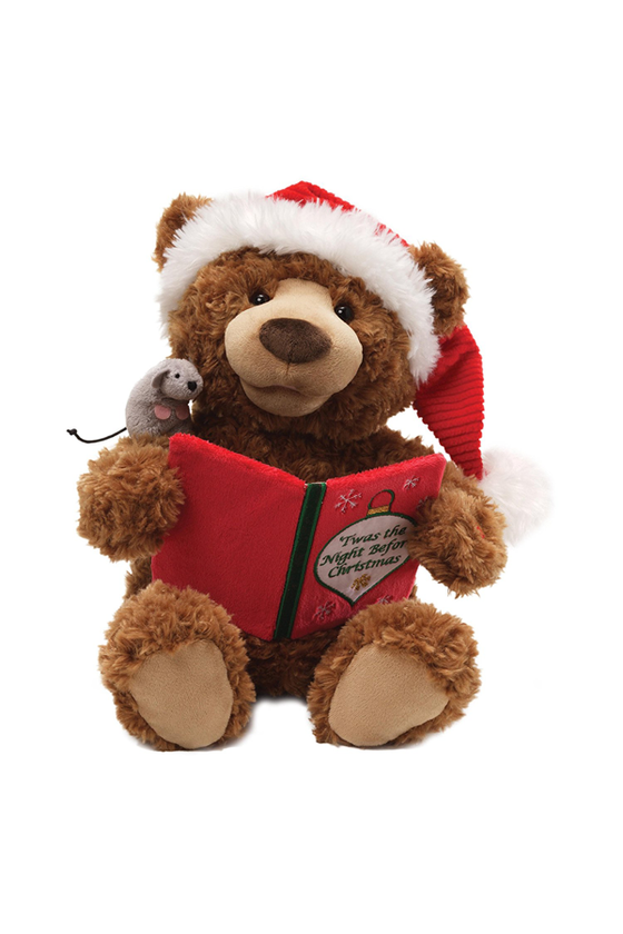 Animated Storytime Bear