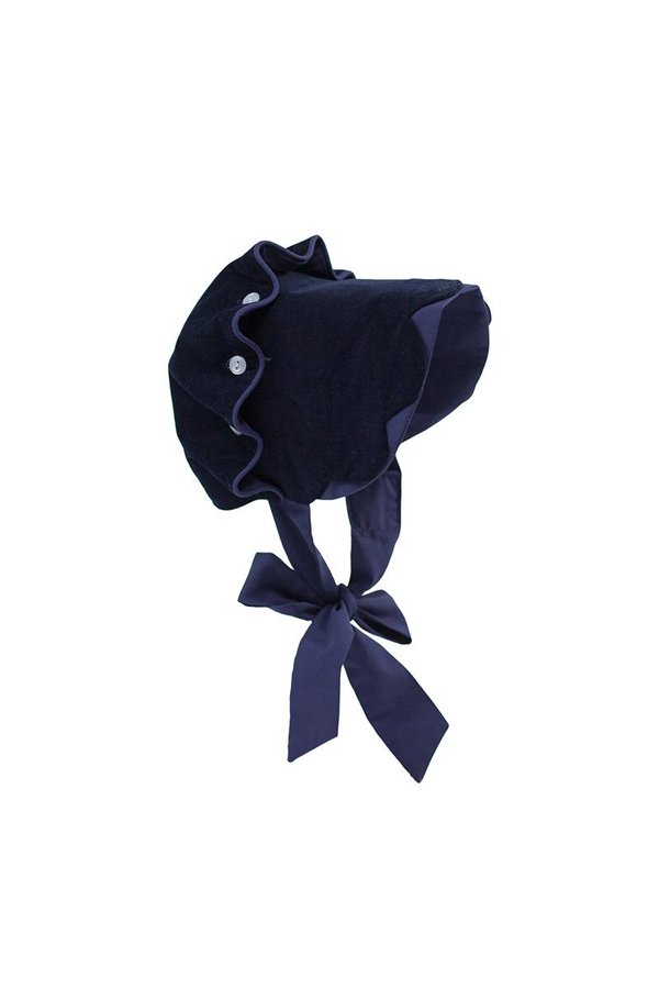 Birdie Bonnet - Nantucket Navy Corduroy