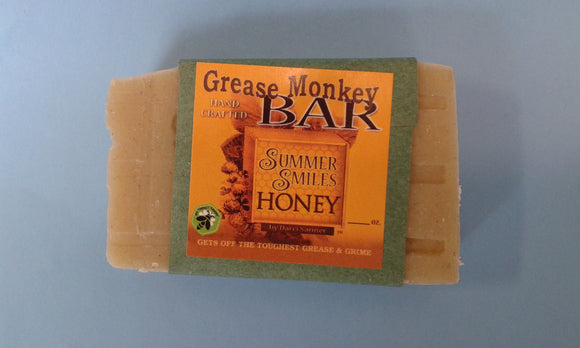 Grease Monkey great for the man of your house made by Summer Smiles Honey Farm