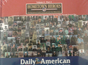 Hometown Heroes Vol. 4 Part 2 by Daily American Books
