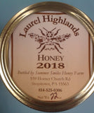 "Summer Smiles Raw Honey 1 Pint - Summer Smiles Honey Farm ""Saving the World One Honey Bee at a Time"""