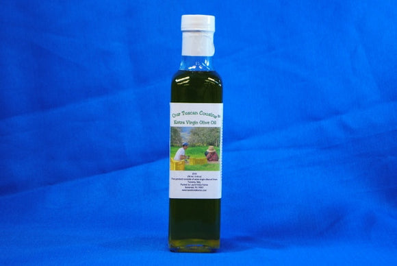 Our Tuscan Cousins' Extra Virgin Olive Oil - Laurel Vista Farms