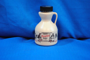 Maple Syrup in Plastic Container - 100 ML Med. Amber Grade A - Baer Brothers Maple