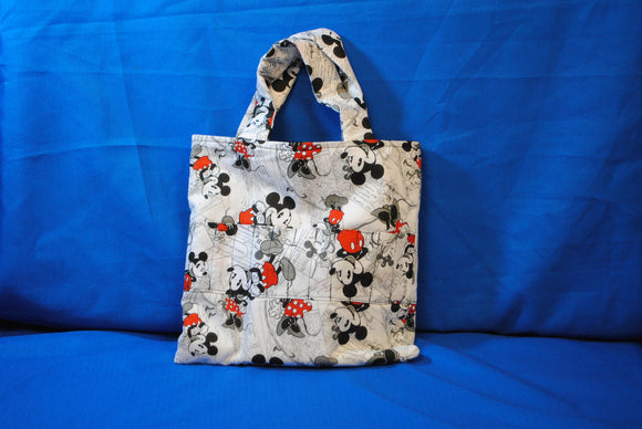 Crayon Tote Bag - Mickey Mouse - Millers Wood & Fabric Crafts