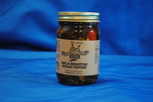 Fire & Brimstone Pickled Peppers - Laurel Vista Farms