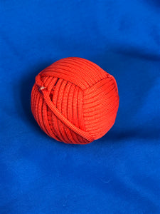 New Products !! Large Orange Ball - TBK Luvs Homemade Fresh Pet Treats & Pet Toys