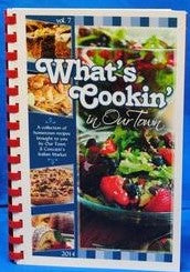 Whats Cookin' Volume 7, 2014 - Our Town/Daily American Cookbook