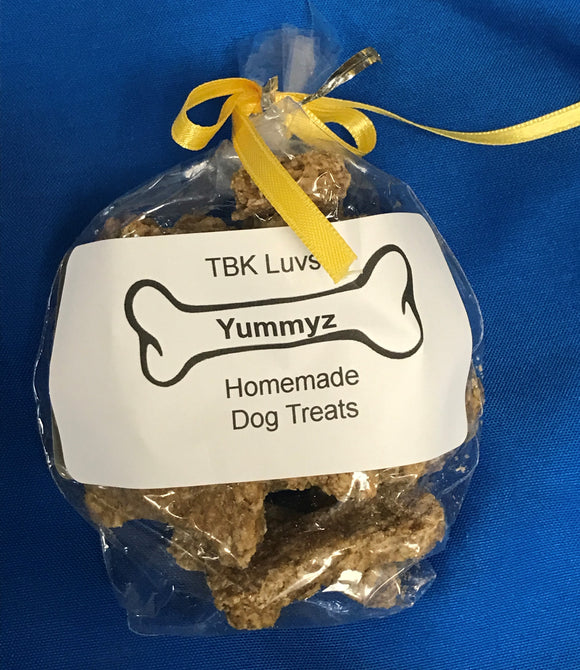 New Products!! Yummyz Homemade Dog Treats - TBK Luvs Homemade Fresh Pet Treats & Pet Toys