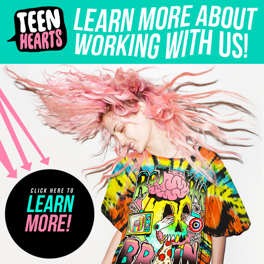 Learn more about working with Teen Hearts?