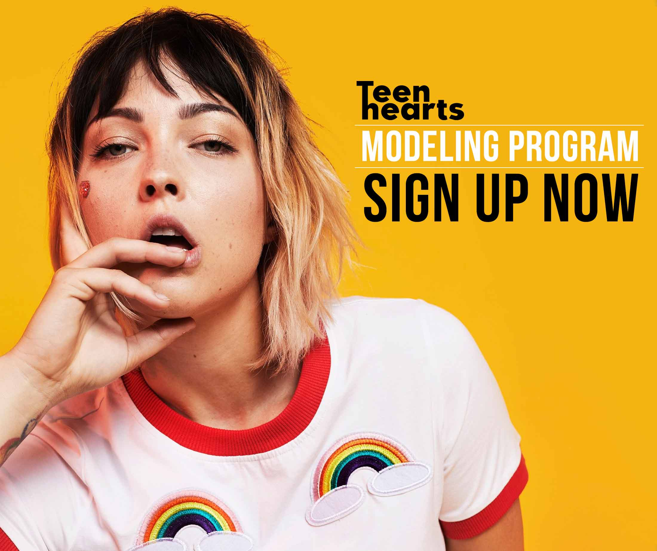 Want to work for teen hearts?