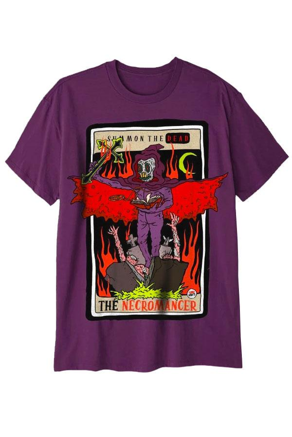 THE NECROMANCER T-Shirt Printify
