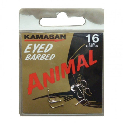 Kamasan Animal Eyed Hooks