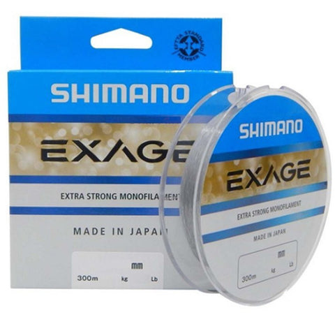 Shimano Exage Extra Strong Monofilament