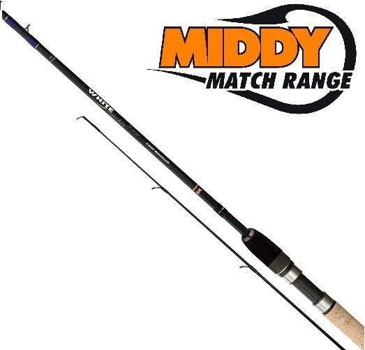 Middy White Knuckle CX Waggler Rod 10' 2 Pc