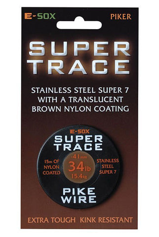 E-Sox Super Trace Pike Wire