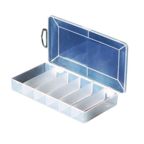 Leeda 6 Compartment Tackle Box