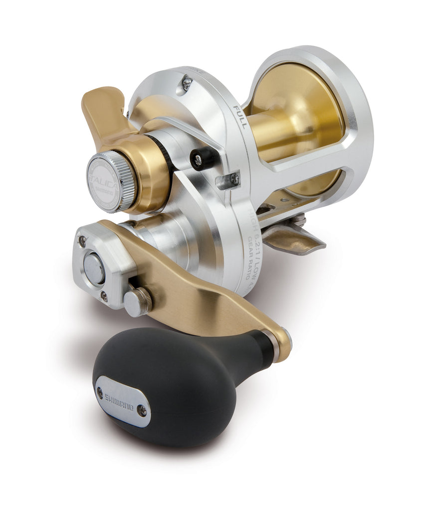 Shimano Talica II 2 Speed Multiplier Reel