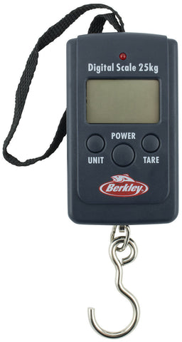 Berkley Digital Pocket Scales 25kg