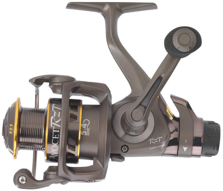Mitchell Avocet RZT Spinning Reel Rear Fighting Drag