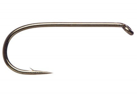 Dragon Barbed Fly Hooks STD Wire Dry Fly Hook