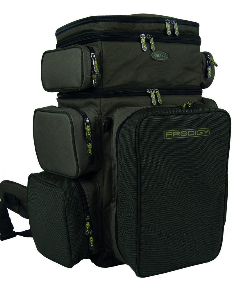 Greys Prodigy Rucksack Tackle Base