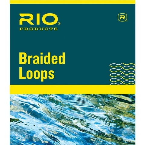 Rio Braided Loops for Lines #7-#12
