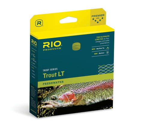 Rio LT Trout Floating Fly Lines