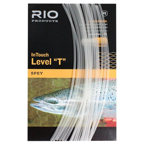 Rio InTouch Level T Welding Tube