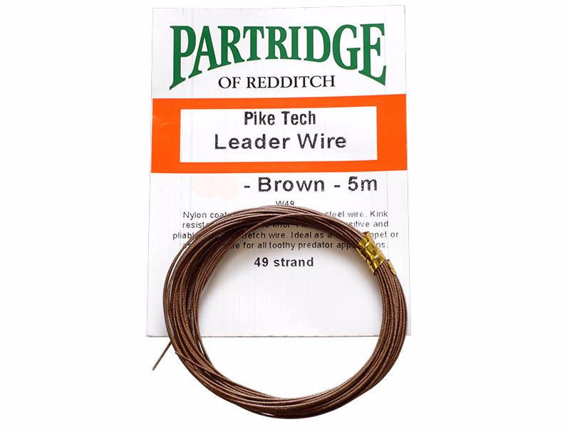 Partridge 49 Strand Pike Wire