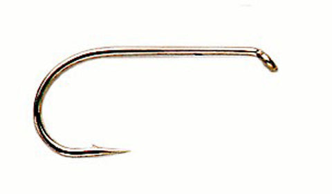 Fulling Mill Down Eye Dry Fly Hook 31310
