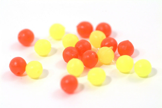 Tronix Round Coloured Beads