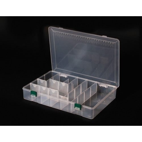 Leeda Multi Compartment Box
