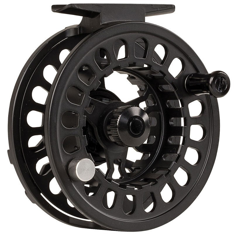 Greys GTS300 Fly Reel Front