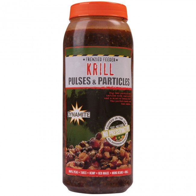 Dynamite Frenzied Krill Pulses And Particles 2.5L