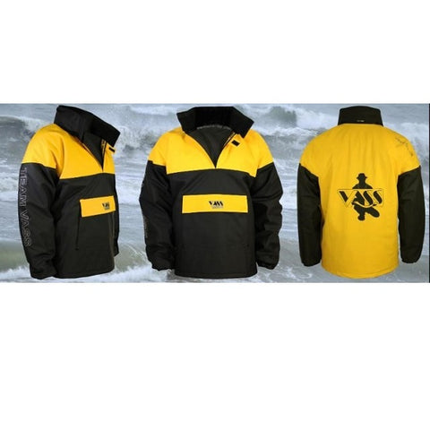 Vass 350 Series Winter Smock Yellow/Black