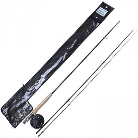 Shakespeare Omni Fly Rod Combo