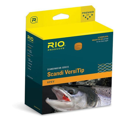 Rio Scandi Shooting Head Kit