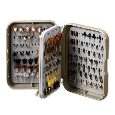 Orvis Posigrip Flip Page Fly Box
