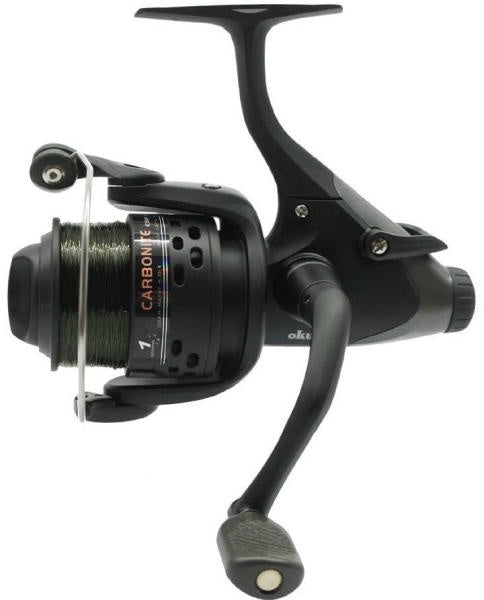 Okuma XP Carbonite Baitfeeder Reel