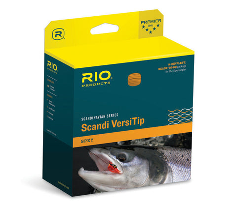 Rio Scandi Short VersiTip Head & Leaders
