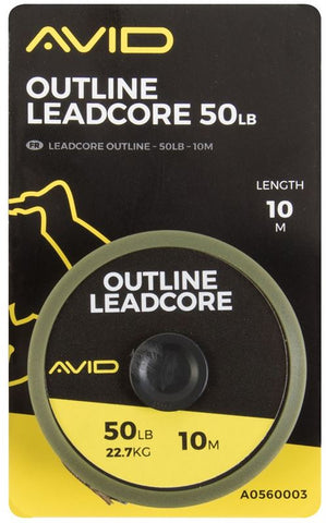 Avid Carp Outline Leadcore