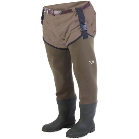 Daiwa Endura Neoprene Thigh Waders