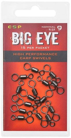 ESP Big Eye Carp Swivels