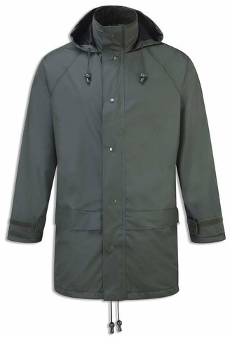 Fortress Fortex Flex Waterproof Jacket Olive