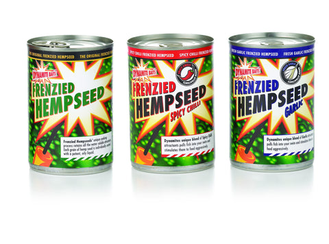 Dynamite Frenzied Hempseed Carp Feed