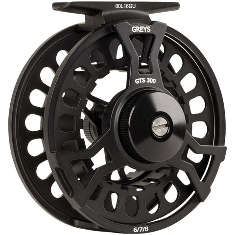 Greys GTS300 Fly Reel Rear